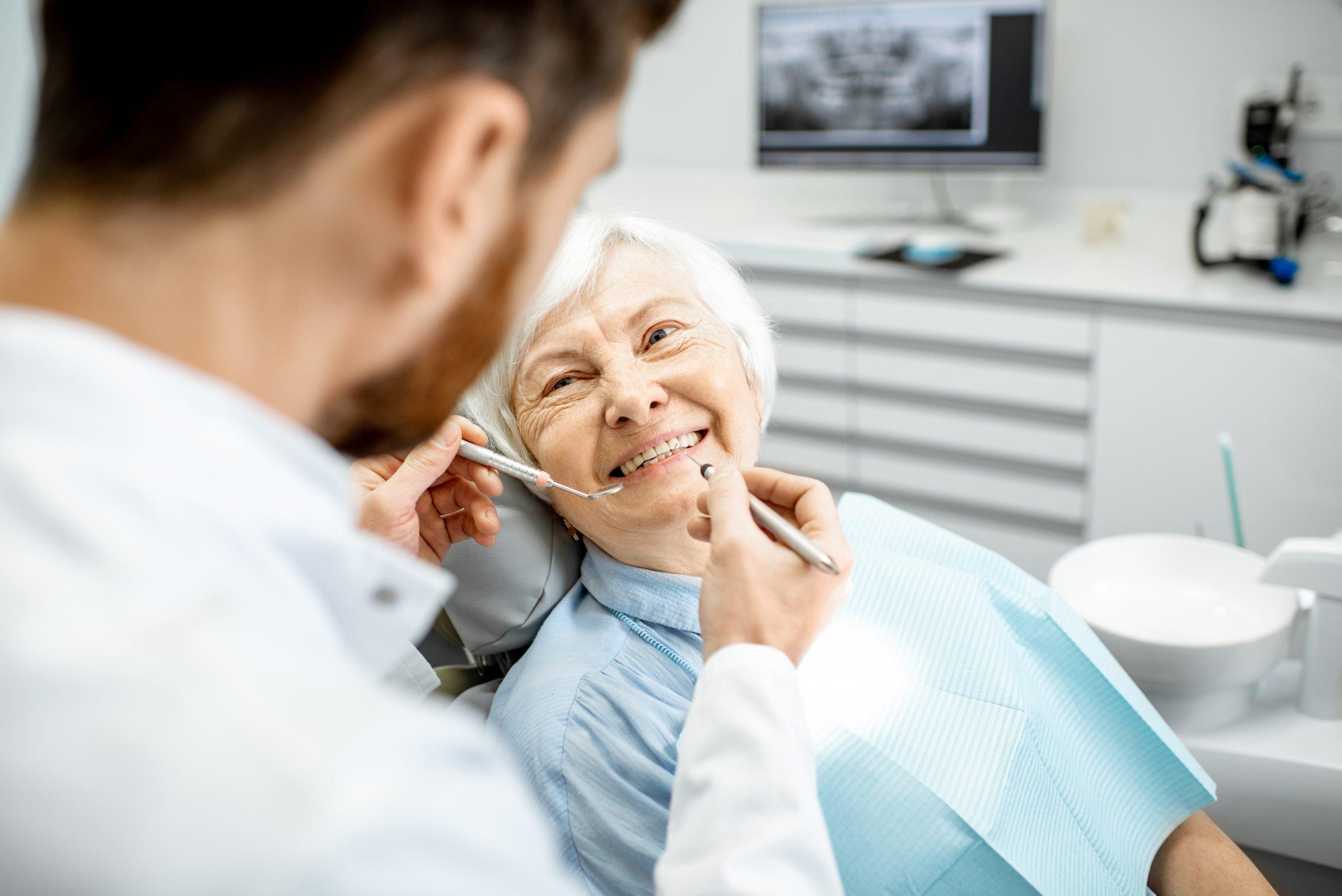 Restorative Dentist in Orange County, California